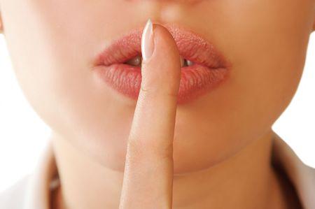suprise: shhhhh