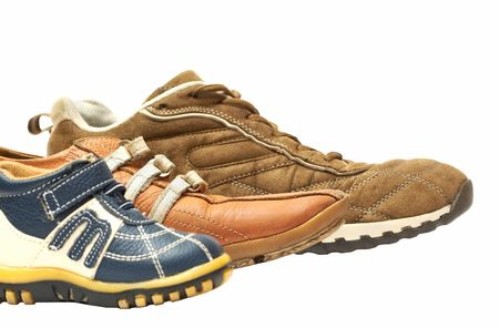 family of shoes Stock Photo - 801859