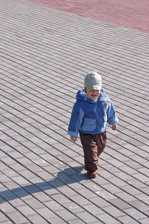child walking Stock Photo - 960642