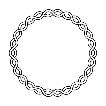 round: round knot