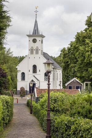 noord:  Schellingwouderkerk Amsterdam