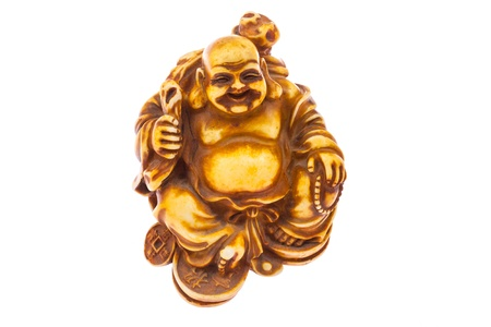 Prosperity chinese figure photo
