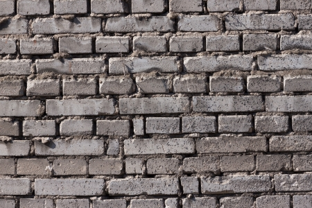 brick background: Old stone brick wall of a house
