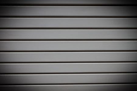 industrielle fond gris porte en métal Banque d'images