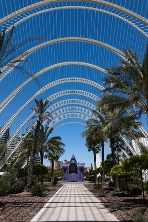 hemispheric: Valencia Hemispheric - City of Arts and Science, Spain