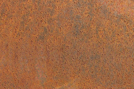Old rusty iron metal plate background