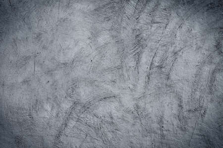 Cool brushed plaster concrete wall wallpaper background Stock Photo - 14690664