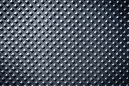 Grungy black and white techno metal background photo