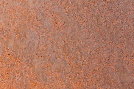 Old rusty iron metal plate background pattern photo