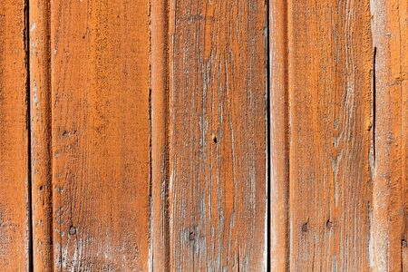Weathered painted pattern wooden wall background Stock Photo - 14894433