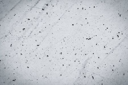 Simple concrete wall background with texture dark edged photo