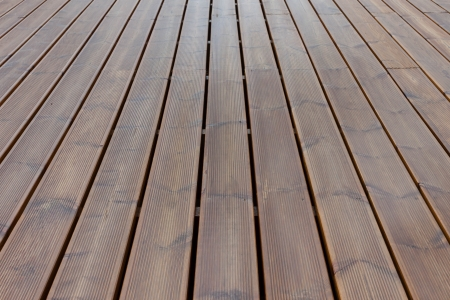 wet terrace brown wood floor background photo