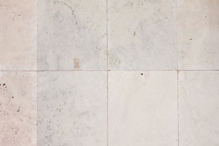 Marble Wall Tile Laid In Brick Pattern, Ideal As Background photo