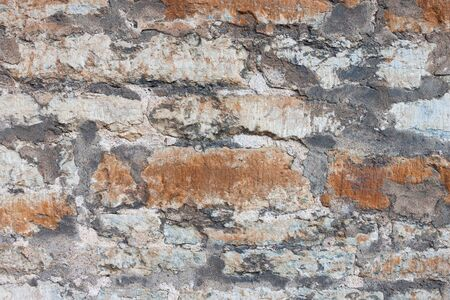 Stone made wall oftexture background photo