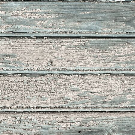 old wooden plank wall of a house. Square format Stock Photo - 16513632