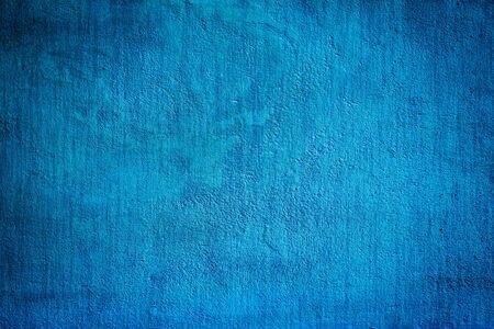 cement texture: concrete blue darken wall texture grunge background