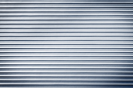corrugation: metal striped plate background texture