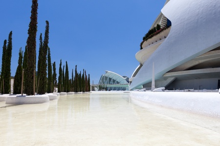 Valencia Hemispheric - City of Arts and Science in Spain (2012)