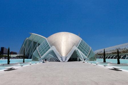 hemispheric: Valencia Hemispheric - City of Arts and Science in Spain (2012)