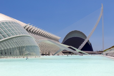 hemispheric: Valencia Hemispheric - City of Arts and Science in Spain