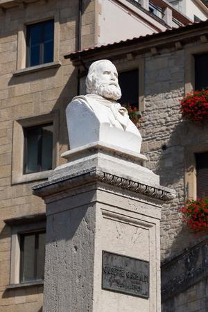 san marino: The Statue of Liberty in San Marino
