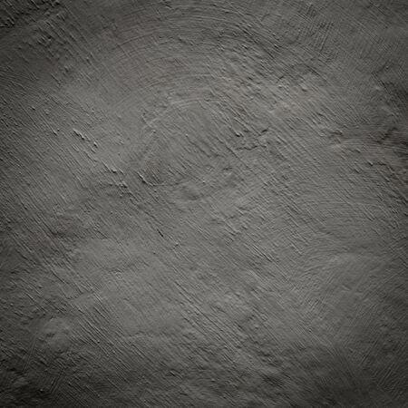 Grunge black dirty cracked wall -urban texture photo