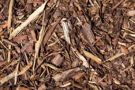 paillis: Le fragment de bois au rez-de paillis comme une composition de fond abstrait