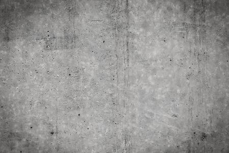 Grungy betonnen wand en vloer als achtergrond textuur