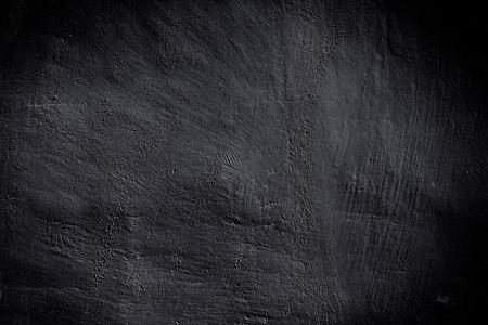 muro nero graffiato grungy - texture di sfondo