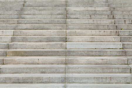 Granite stairs steps background - construction detail Stock Photo