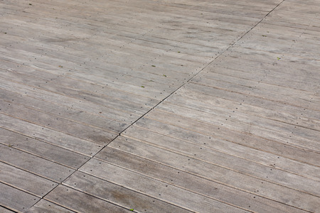 wood floor for outdoor as a texture background photo