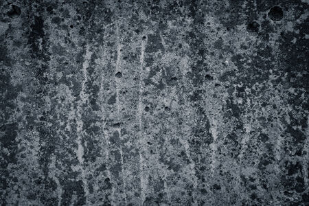 Grungy concrete wall and floor as background texture photo