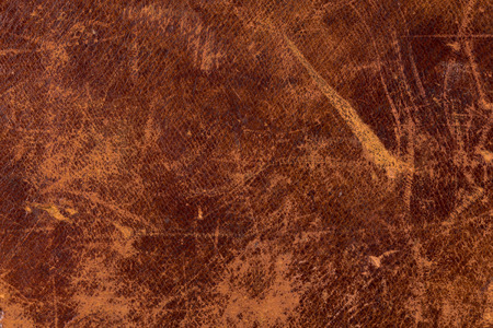 leather texture: Grunge and old leather texture with dark edges Stock Photo