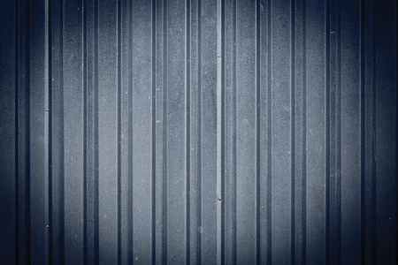 Shutter steel metal door texture as a background photo