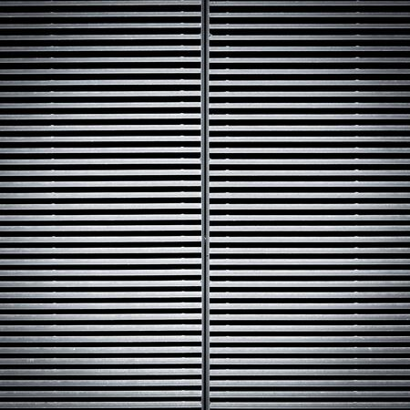 machinery space: Background Detail of texture metal door Corrugated Iron Paneling