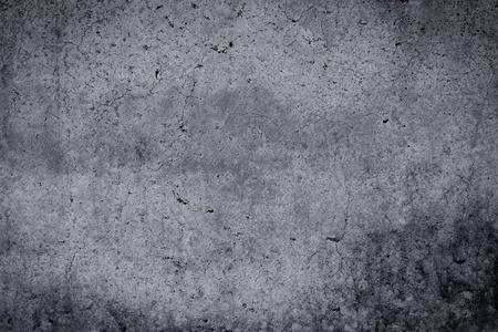 Sucio muro de hormigón y el suelo como la textura de fondo Foto de archivo - 39493218