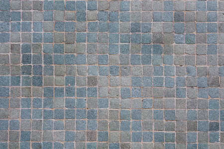 ���wall tiles���: Old textured background of blue wall tiles Stock Photo