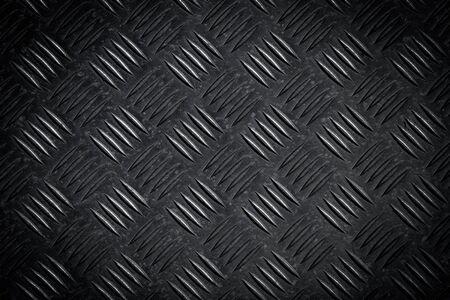 diamond plate: Diamond dirty steel metal plate background texture