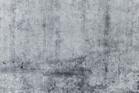 Grungy and smooth bare concrete wall for background Stok Fotoğraf - 40454840