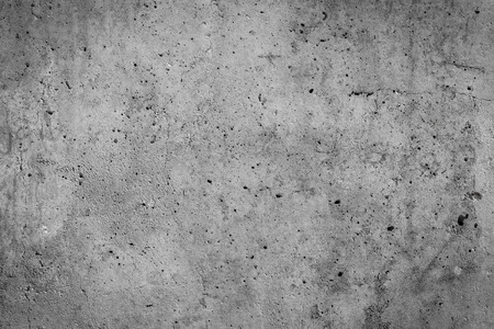 Grungy concrete wall and floor background texture