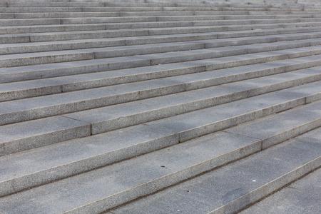 down the stairs: Escaleras de granito pasos fondo