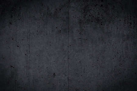 concrete wall background of an industrial building