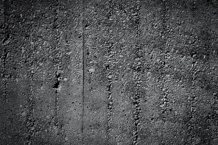 perpendicular: Grungy and smooth bare concrete wall for background texture