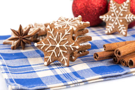 sugarcoat: Hand-made Christmas gingerbreads