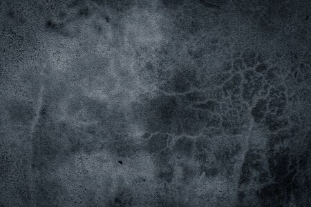 textured wall: black wall scratched grungy - textured background