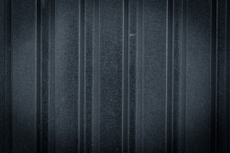 enclose: grunge metal fence dark for texture background Stock Photo