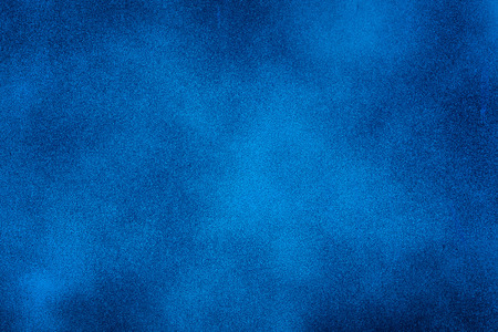 Blue texture background with bright center spotlight Stock Photo
