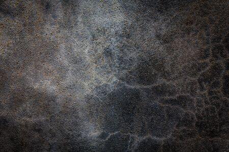 mur noir: black wall scratched grungy - textured background