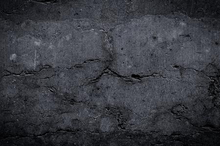 Grungy en gladde kale stenen muur voor achtergrond Stockfoto