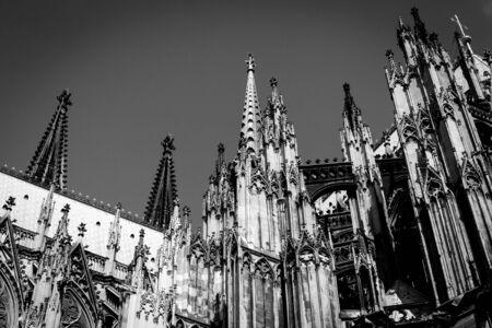 dom: Coelner Dom (cathédrale de Cologne) dans Koelne, Allemagne